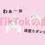 わぁーぉ床塗りダンス〜の曲は?TikTokのWow You Can Really Dance song!